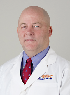 Gilbert R. Upcurch UVA Vascular & Endovascular Surgery Division Chief