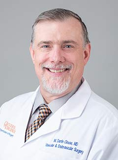 New Division Chief W  Darrin Clouse   Vascular and Endovascular Surgery