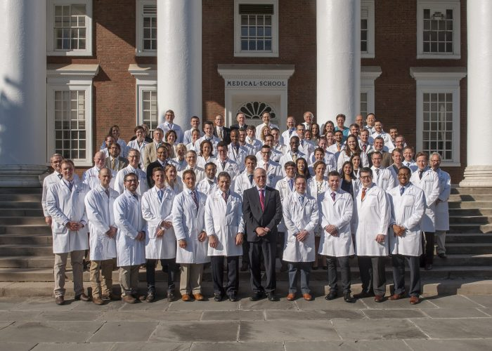 2017 Department of Surgery Residents at UVA