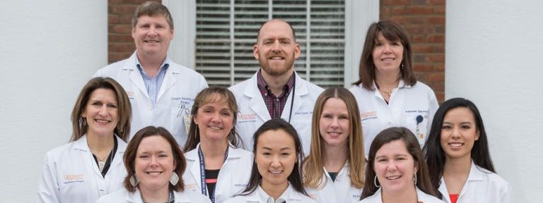Group photo of STAC doctors
