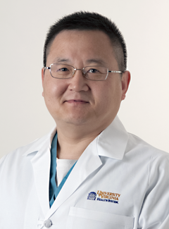 photo of zequan yang, md