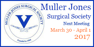 muller jones surgical society
