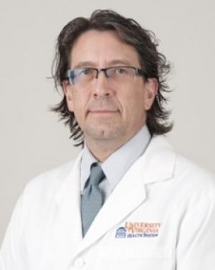 Photo: Dr. John Kern:Division Chief, Thoracic and Cardiovascular Surgery