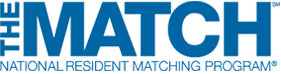 Logo: The Match National Resident Matching Program