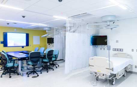 Photo: UVA Medical Simulation Lab