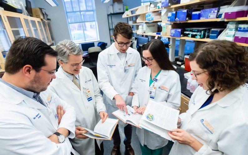 UVA Surgery research