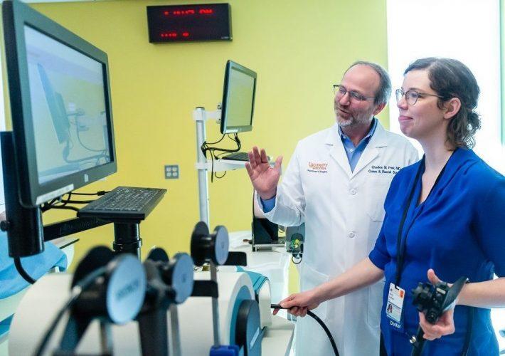 UVA Surgery teaching